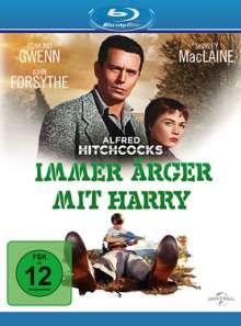Immer Ärger mit Harry (Blu-ray), Blu-ray Disc