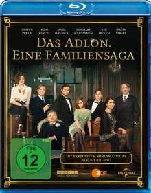 Das Adlon - Eine Familiensaga (Blu-ray), 2 Blu-ray Discs