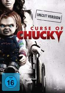 Curse of Chucky, DVD