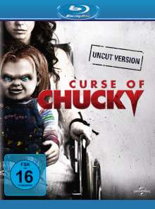 Curse of Chucky (Blu-ray), Blu-ray Disc