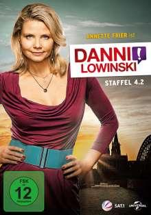 Danni Lowinski Staffel 4 Box 2, 2 DVDs