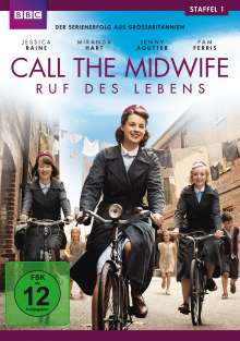 Call The Midwife Staffel 1, 2 DVDs