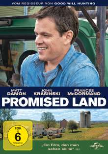 Promised Land, DVD