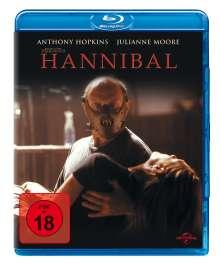 Hannibal (Blu-ray), Blu-ray Disc