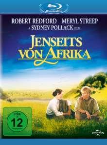 Jenseits von Afrika (Blu-ray), Blu-ray Disc