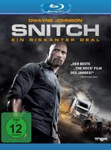 Snitch (Blu-ray), Blu-ray Disc