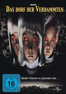 Das Dorf der Verdammten (1995), DVD