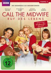 Call The Midwife Staffel 2, 3 DVDs