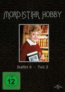 Mord ist ihr Hobby Staffel 6 Box 2, 3 DVDs