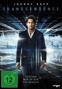 Transcendence, DVD