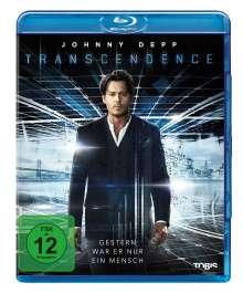 Transcendence (Blu-ray), Blu-ray Disc