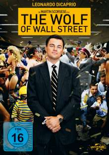 The Wolf of Wall Street, DVD