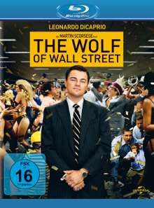 The Wolf of Wall Street (Blu-ray), Blu-ray Disc