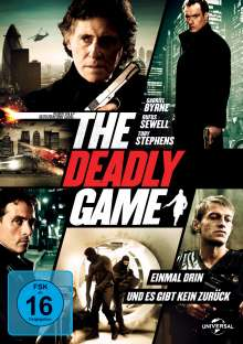 The Deadly Game, DVD