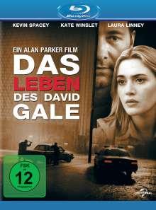 Das Leben des David Gale (Blu-ray), Blu-ray Disc