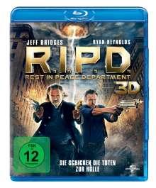 R.I.P.D. (3D & 2D Blu-ray), 2 Blu-ray Discs