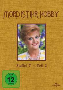 Mord ist ihr Hobby Staffel 7 Box 2, 3 DVDs