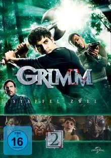 Grimm Staffel 2, 6 DVDs