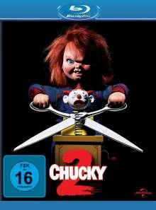 Chucky 2 (Blu-ray), Blu-ray Disc