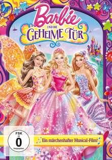 Barbie und die geheime Tür, DVD