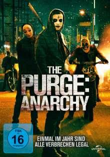 The Purge: Anarchy, DVD