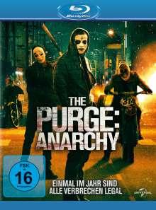 The Purge: Anarchy (Blu-ray), Blu-ray Disc