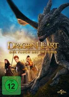 Dragonheart 3: Der Fluch des Druiden, DVD