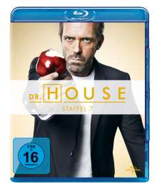 Dr. House Season 7 (Blu-ray), 5 Blu-ray Discs