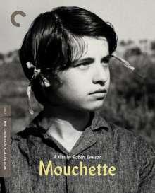 Mouchette (1967) (Blu-ray) (UK Import), Blu-ray Disc