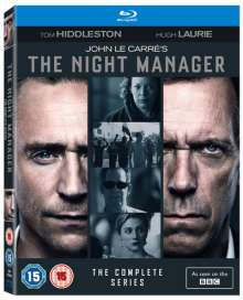 The Night Manager Season 1 & 2 (Complete Collection) (Blu-ray) (UK Import), Blu-ray Disc
