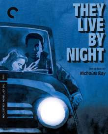They Live By Night (1948) (Blu-ray) (UK Import), DVD
