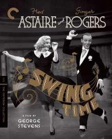 Swing Time (1936) (Blu-ray) (UK Import), DVD