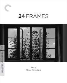 24 Frames (2017) (Blu-ray) (UK Import), Blu-ray Disc