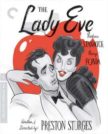 The Lady Eve (1941) (Blu-ray) (UK Import), DVD