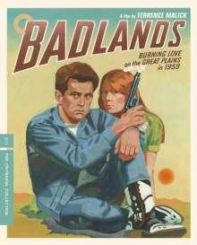Badlands (1973) (Blu-ray) (UK Import), Blu-ray Disc