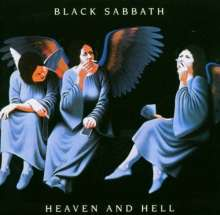 Black Sabbath: Heaven And Hell, CD