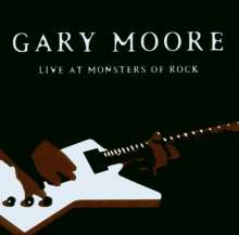 Gary Moore: Live At The Monsters Of Rock, CD