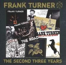 Frank Turner: Second Three Years, CD