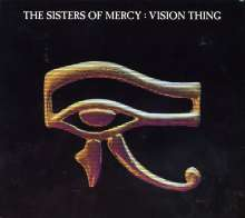 The Sisters Of Mercy: Vision Thing (Expanded & Remastered), CD