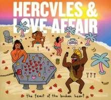 Hercules & Love Affair: The Feast Of The Broken Heart, CD