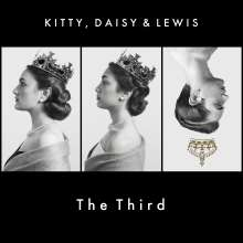 Kitty, Daisy & Lewis: The Third (Limited Edition) (White Vinyl), LP