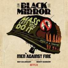 Geoff Barrow & Ben Salisbury: Filmmusik: Black Mirror: Men Against Fire (Green Vinyl), LP