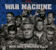 Nick Cave & Warren Ellis: Filmmusik: War Machine (A Netflix Original Series Soundtrack), CD