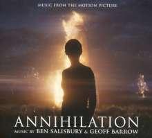 Filmmusik: Annihilation, CD