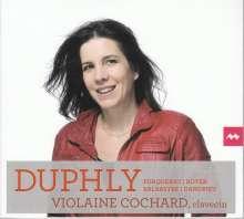 Violaine Cochard, Clavecin, CD