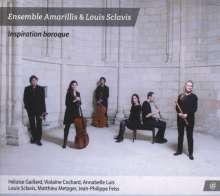 Ensemble Amarillis & Louis Sclavis - Inspiration baroque, CD