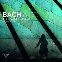 Thibault Noally - Bach & Co, CD
