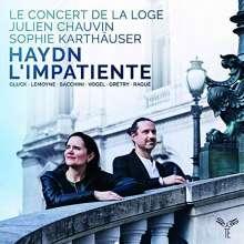 Louis-Charles Rague (1744-1793): Symphonie d-moll op.10 Nr.1, CD