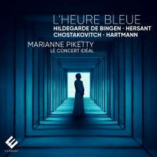 Le Concert Ideal - L'Heure Bleue, CD