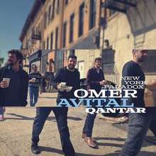 Omer Avital (geb. 1971): New York Paradox, CD